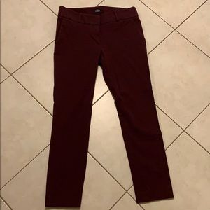Great condition size 2 petite loft trousers